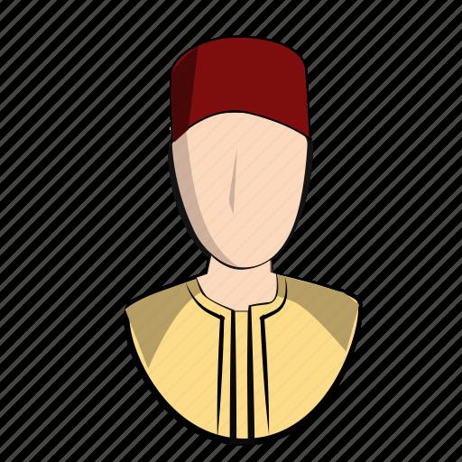 arabic, avatar, clothes, doha, islam, man, moroccan icon