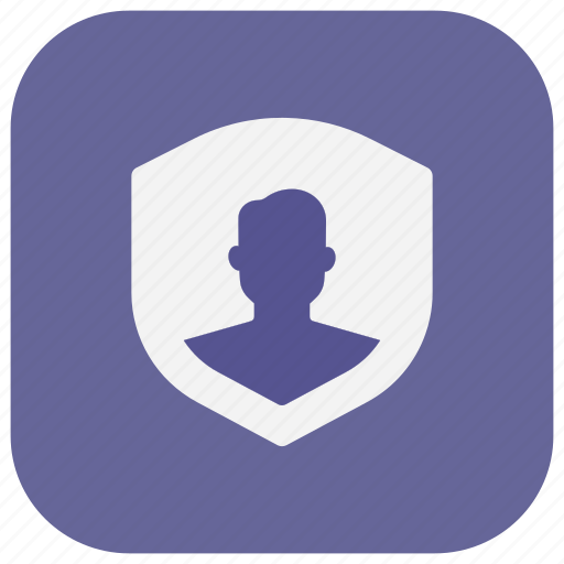 account, app, privacy, profile, settings, user, web icon