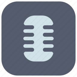 app, assistant, mic, microphone, radio, recorder, voice icon