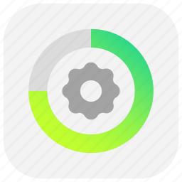 app, battery, charger, efficiency, energy, manager, settings icon
