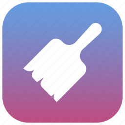 app, brush, coloring, customize, paint, themes, web icon