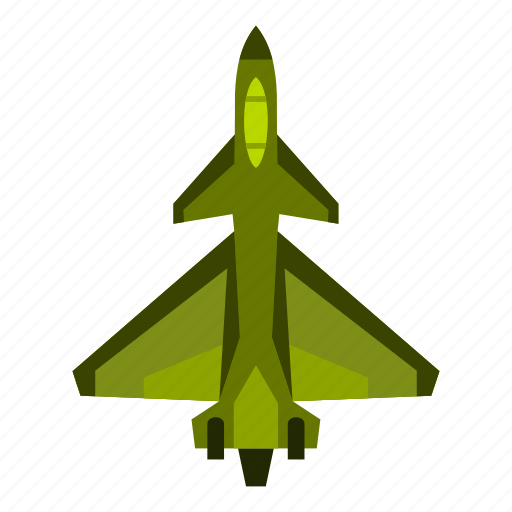 Air, airborne, aircraft, army, fighter, jet, military icon - Download on Iconfinder
