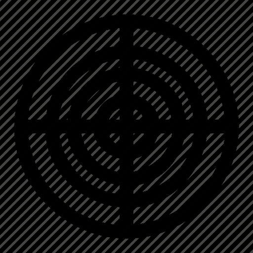 Focus, goal, shoot, shooting, target, aim, bullseye icon - Download on Iconfinder