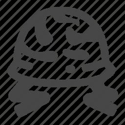army, battle helmet, combat helmet, helmet, military, protection, soldier icon