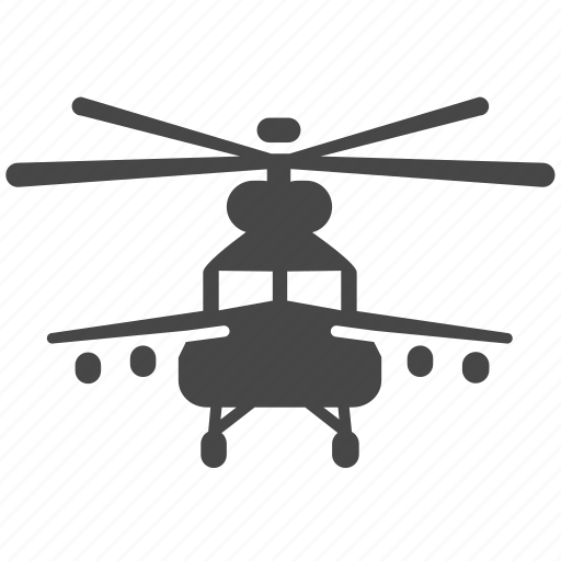 apache, attack helicopter, gunship, helicopter, military, military helicopter, vehicles icon