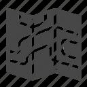 direction, locators, map icon