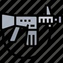 rifle, gun, sniper, weapon, shooting