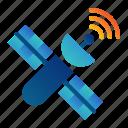 communication, media, satellite, science, space, telecommunication icon