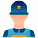 helmet, military, war, soldier, protection, gear, army icon