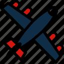 airplane, departure, flight, transport, travel