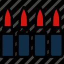 ammo, bullets, gun, shoot, weapons
