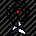 antenna, radar, radio, tower, wifi