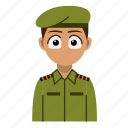 military, soldier, war icon