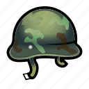 helmet, military, protection, soldier, war
