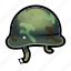 helmet, military, protection, soldier, war icon