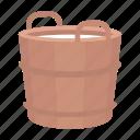 barrel, capacity, dairy product, food, jug, milk, vat