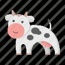 animal, cow, domestic, goat, mammal icon