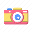 camera, photo, photography, photos, picture, selfie icon