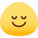 emoji, emotion, expression, face, feeling, peace icon