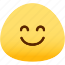 emoji, emotion, expression, face, feeling, smile icon