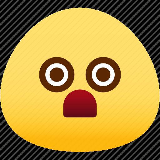 1, emoji, emotion, expression, face, feeling, stunning icon