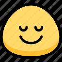 emotion, peace, face, feeling, expression, emoji