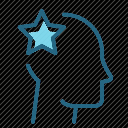 celebrity, genius, star, unique icon