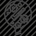 creativity, idea, innovation, think