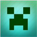 art, craft, creeper, mine, minecraft icon