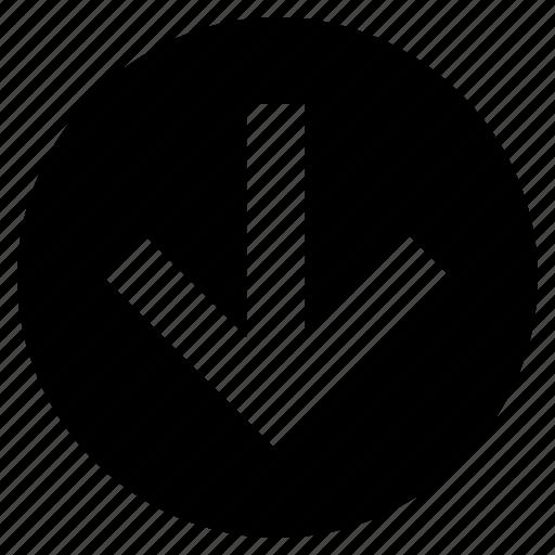 arrow, indication, sign, up, upward icon
