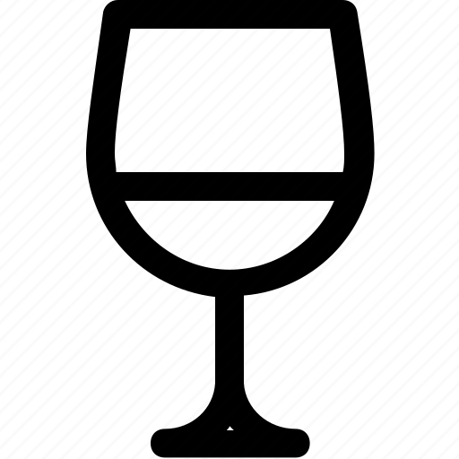 alcohol, brandy, drink, glass, wine icon