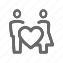heart, love, lover, marry, romantics, valentine, wedding