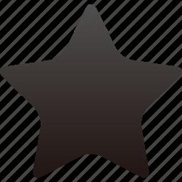 favorite, full, star icon