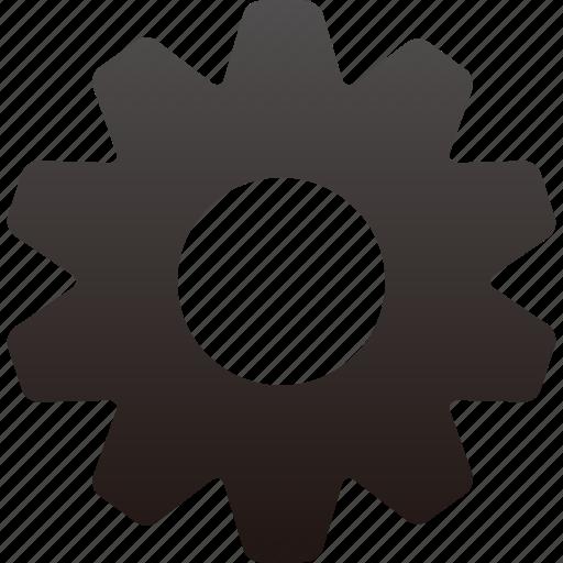 set, setting, wheel icon