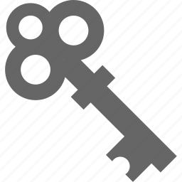 key, material, protect, safety, secure, security, unlock icon