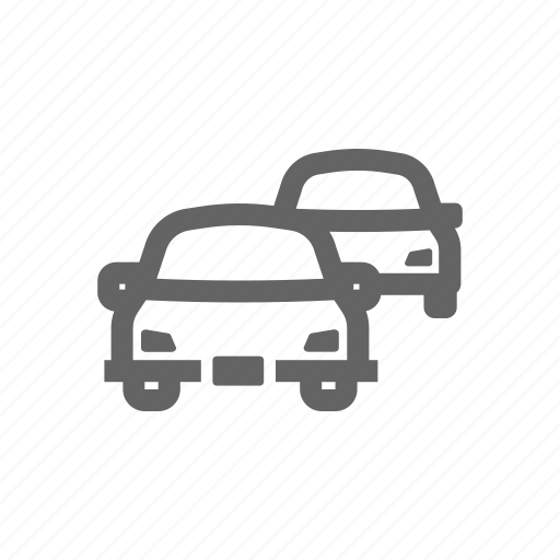 accident, navigation, road, safety, traffic, transport icon