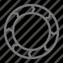 chart, circle, diagram icon