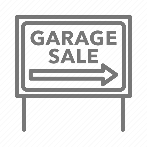Image result for icon for garage sale