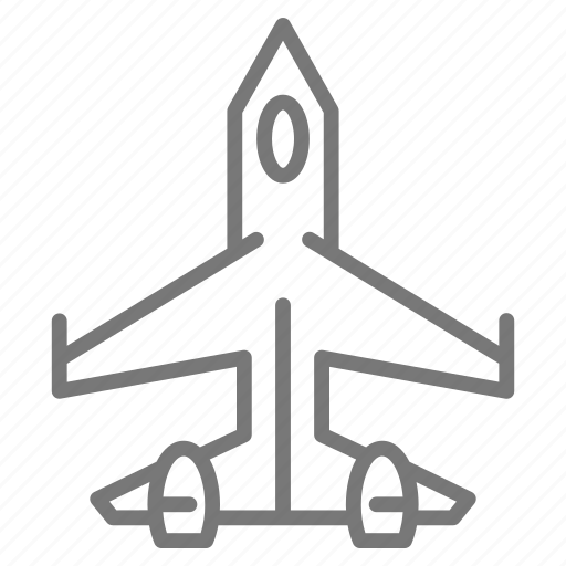 air force, aircraft, military, plane icon