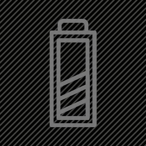 battery, charge, level, phone, power, progress icon