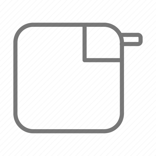 battery, charge, computer, laptop, plug, power, prong icon