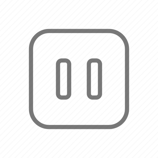 charge, electricity, plug, power, prong, socket icon