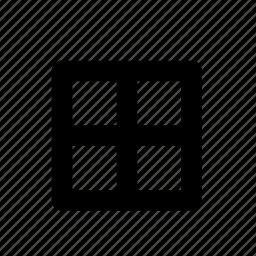 gesture, hand, minimal, move, primitive, swipe, up icon