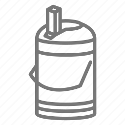 camping, cooler, drink, hydrate, liquid, roadtrip, water icon