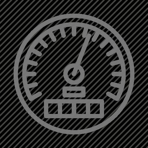 dashboard, drive, fuel, roadtrip, spedometer, speed, speeding icon