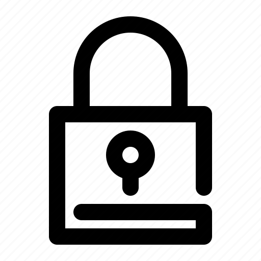 lock, locked, password, privacy, protected, safe, security icon