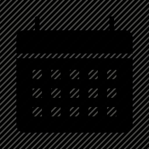 app, calendar, interface, software, ui, ux icon