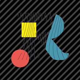 alphabet, font, geometry, line, r, text, typography icon