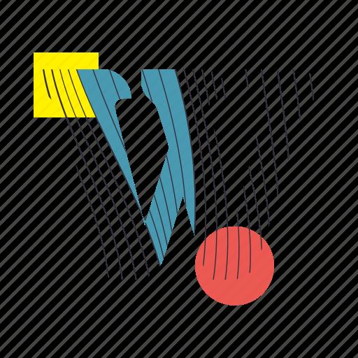 alphabet, font, geometry, line, text, typography, w icon