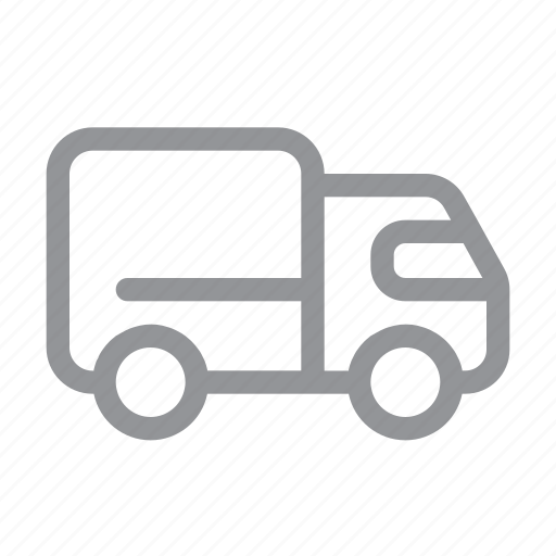 box, delivery, logistic, package, product, shipping, truck icon